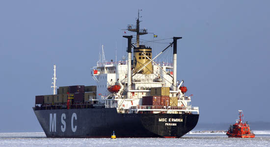 MSC Ermania